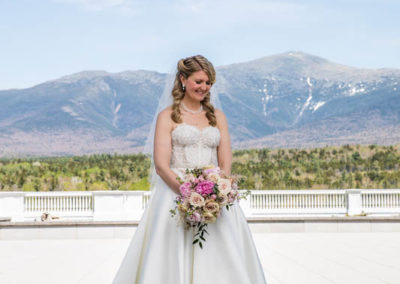 Francesca and Bernard, Bretton Woods, NH Eric McCallister Photography