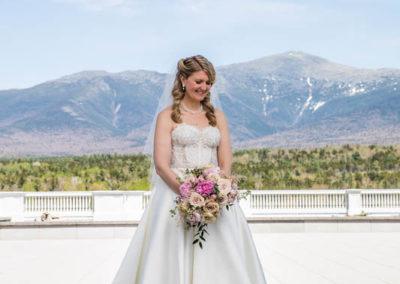 Francesca and Bernard, Bretton Woods, NH Eric McCallister Photography