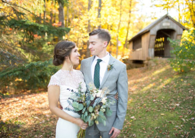 Stephanie and Ryan, Gilford, NH Clifford Photography